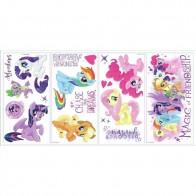 Παιδικό Αυτοκόλλητο Little Pony - Decotek 0719RMK3551SCS