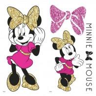 Παιδικό Αυτοκόλλητο Minnie Mouse - Decotek 0719RMK3580SCS