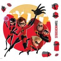 Παιδικό Αυτοκόλλητο Incredibles 2 - Decotek 0719RMK3801GM