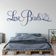 Αυτοκόλλητο Τοίχου Love Birds - Decotek 09510