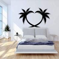 Αυτοκόλλητο Τοίχου Φοίνικας Καρδιά - Decotek 09274