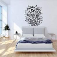 Αυτοκόλλητο Τοίχου Floral - Decotek 09387