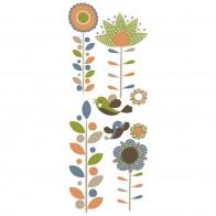 Παιδικό Αυτοκόλλητο Λουλούδια - Decotek 13776