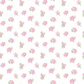 Παιδική Ταπετσαρία Τοίχου Λουλουδάκια - Rasch Textil, Bim Bum Bam - Decotek 002221