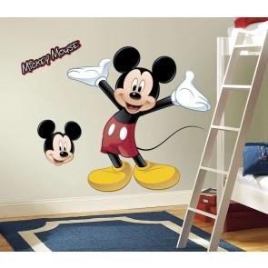 Παιδικό Αυτοκόλλητο Mickey Mouse - Decotek 0719RMK1508GM
