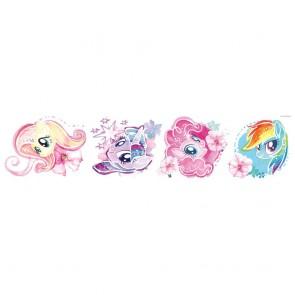 Παιδικό Αυτοκόλλητο Little Pony - Decotek 0719RMK3661SCS