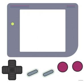 Παιδικό Αυτοκόλλητο Gameboy - Decotek 0719RMK3689GM