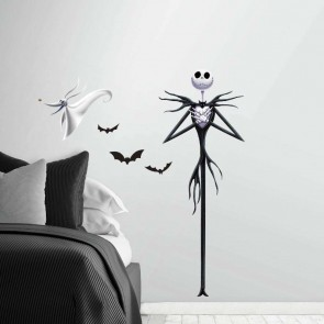 Παιδικό Αυτοκόλλητο The Nightmare Before Christmas - Decotek 0719RMK3765GM