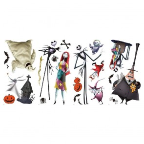 Παιδικό Αυτοκόλλητο The Nightmare Before Christmas - Decotek 0719RMK3766SCS