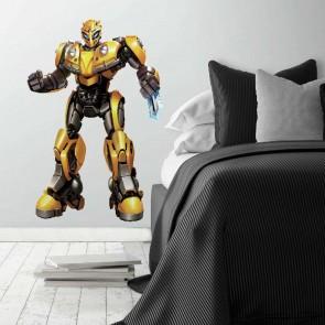 Παιδικό Αυτοκόλλητο Bumblebee Transformers - Decotek 0719RMK3828GM