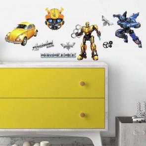 Παιδικό Αυτοκόλλητο Transformers - Decotek 0719RMK3829SCS