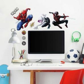 Παιδικό Αυτοκόλλητο Spider Man - Decotek 0719RMK3922SCS