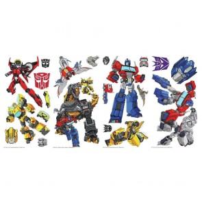Παιδικό Αυτοκόλλητο Transformers - Decotek 0719RMK3923SCS