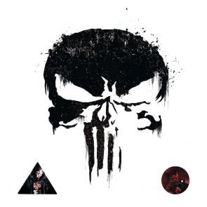 Παιδικό Αυτοκόλλητο The Punisher - Decotek 0719RMK3936GM