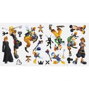 Παιδικό Αυτοκόλλητο Kingdom Hearts - Decotek 0719RMK3974SCS