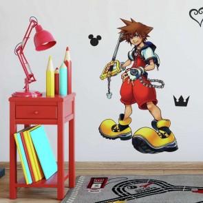 Παιδικό Αυτοκόλλητο Kingdom Hearts - Decotek 0719RMK3975GM