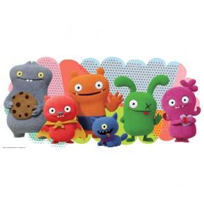 Παιδικό Αυτοκόλλητο UglyDolls - Decotek 0719RMK3980GM