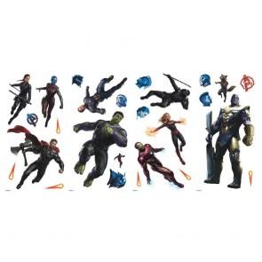Παιδικό Αυτοκόλλητο Avengers - Decotek 0719RMK4047SCS