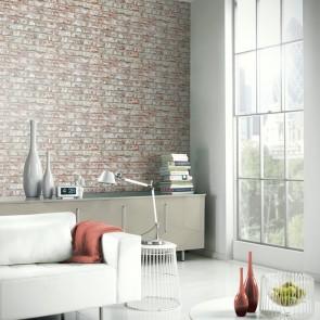 Ταπετσαρία Τοίχου Τούβλο - Decotek 11403