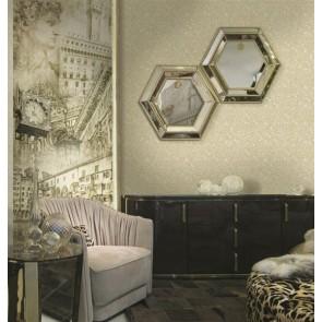 Ταπετσαρία Τοίχου Φλοράλ - Roberto Cavalli - Decotek 14039