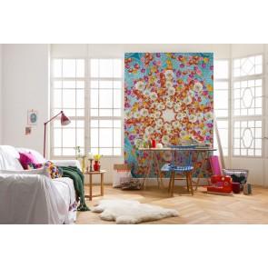 Φωτοταπετσαρία Τοίχου Λουλούδια - Komar - Decotek 4-969