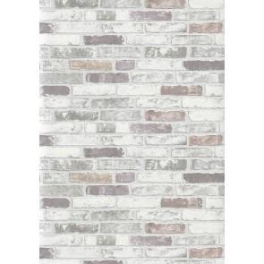 Ταπετσαρία Τοίχου Τούβλο - Erismann, Brix Unlimited - Decotek 6703-10