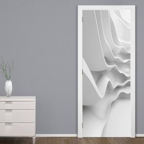 Αυτοκόλλητο Πόρτας Architecture Art - Decotek 20187