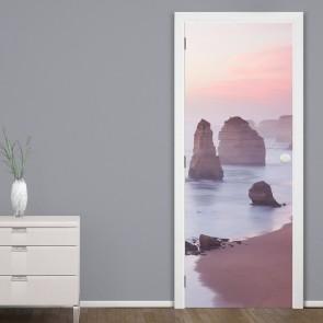 Αυτοκόλλητο Πόρτας Australian Landscapes - Decotek 20188