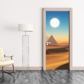 Αυτοκόλλητο Πόρτας Egyptian Desert - Decotek 20210