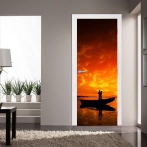 Αυτοκόλλητο Πόρτας Forever - Decotek 20219