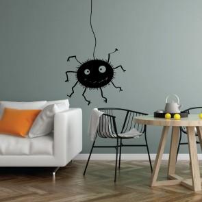 Αυτοκόλλητο Τοίχου Cartoon Spider - Decotek 09531