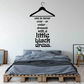 Αυτοκόλλητο Τοίχου Hanger - Decotek 09523