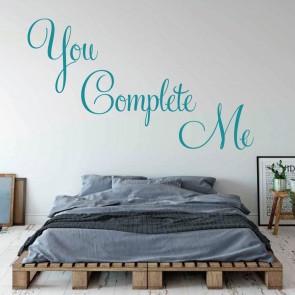 Αυτοκόλλητο Τοίχου Romantic - Decotek 09530