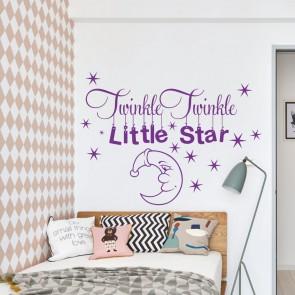 Αυτοκόλλητο Τοίχου Twinkle - Decotek 09521
