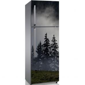 Αυτοκόλλητο Ψυγείου Misty Forest - Decotek 19210
