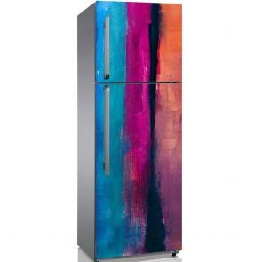 Αυτοκόλλητο Ψυγείου Abstract Art - Decotek 19125