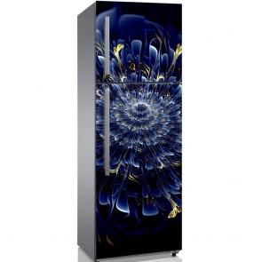 Αυτοκόλλητο Ψυγείου Abstract Blossoms - Decotek 19127