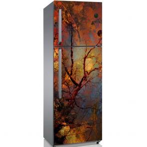 Αυτοκόλλητο Ψυγείου Abstract Tree - Decotek 19129