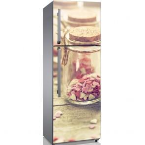 Αυτοκόλλητο Ψυγείου Candy Retro Jars - Decotek 19133
