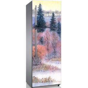 Αυτοκόλλητο Ψυγείου Forest - Decotek 19138