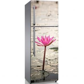 Αυτοκόλλητο Ψυγείου Lonely Flower - Decotek 19149