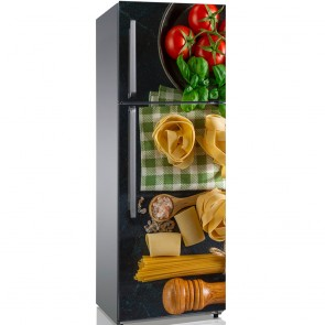 Αυτοκόλλητο Ψυγείου Pasta Please - Decotek 19156