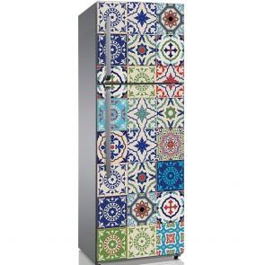 Αυτοκόλλητο Ψυγείου Tiles - Decotek 19163