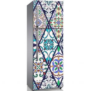 Αυτοκόλλητο Ψυγείου Tiles - Decotek 19164