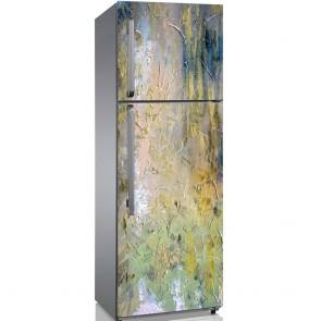 Αυτοκόλλητο Ψυγείου Abstract Art - Decotek 19167