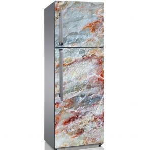 Αυτοκόλλητο Ψυγείου Elegant Stones - Decotek 19188