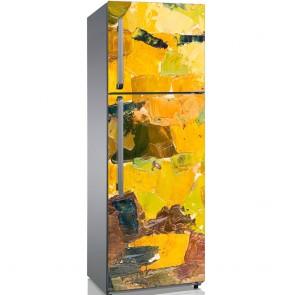Αυτοκόλλητο Ψυγείου Gold Art - Decotek 19195