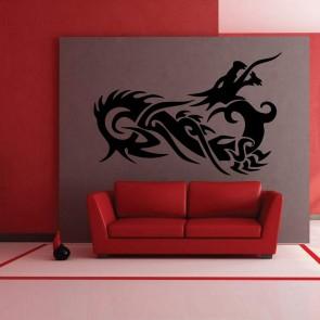 Αυτοκόλλητο Τοίχου Dragon - Decotek 09486