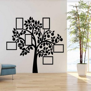 Αυτοκόλλητο Τοίχου Οικογενειακό Δέντρο Decotek