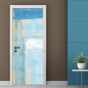 Αυτοκόλλητο Πόρτας Light Blue - Decotek 19030